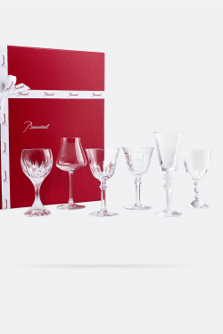 "Baccarat ""Wine Therapy"" Set"