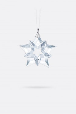 Swarovski Small Star Ornament