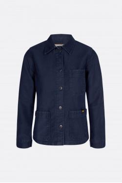 Le Mont Saint Michel Women's Genuine Work Jacket