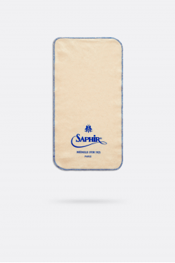 Saphir Médaille d'Or Rectangle Cotton Pudseklud