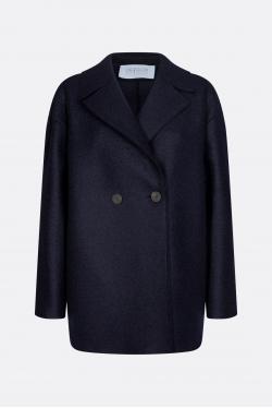 Harris Wharf London Dropped Shoulder Coat