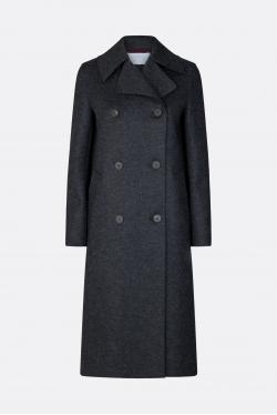 Harris Wharf London Military Twill Coat
