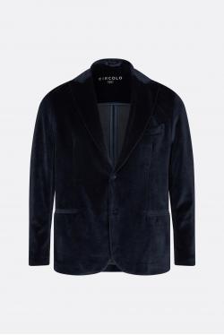 Circolo 1901 Velour Blazer Jacket