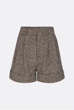 Paul & Joe Edile Tweed Shorts