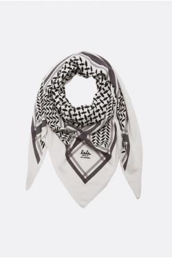 Lala Berlin Triangle Classic Alabastro M Tørklæde