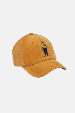 An Ivy Corduroy Dad Cap