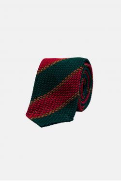 An Ivy Grenadine Tie