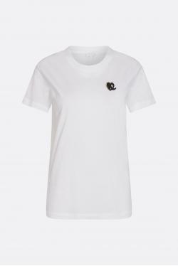 Lala Berlin Cara Heart T-Shirt