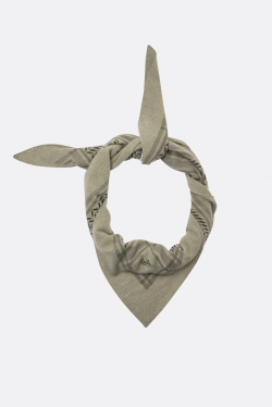 Lala Berlin Triangle Trinity Colored M Scarf