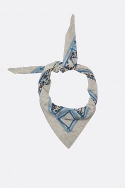 Lala Berlin Triangle Butterfly M Tørklæde