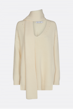 Proenza Schouler White Label V-neck Strik