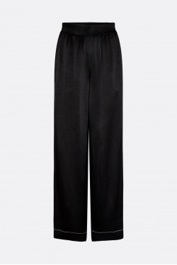 Proenza Schouler White Label Dobby Crepe Pajama Pants