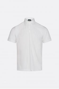 Zanone Ice Cotton Polo T-shirt