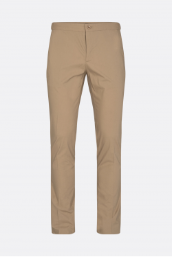 Incotex Summer Popelino Stretch Cotton Trousers