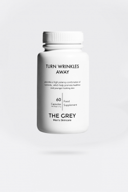 The Grey Skincare Turn Wrinkles Away Kapsler