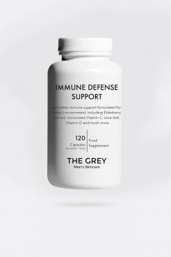 The Grey Skincare Immune Defense Support Kapsler