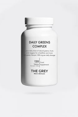 The Grey Skincare Daily Greens Complex Tablets