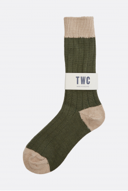The Workers Club Merino Blend Socks