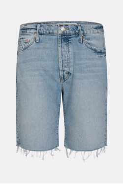 Mother Denim The Trickster Short Fray Shorts