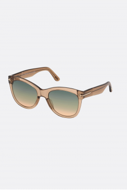 Tom Ford FT0870 Wallace Solbriller