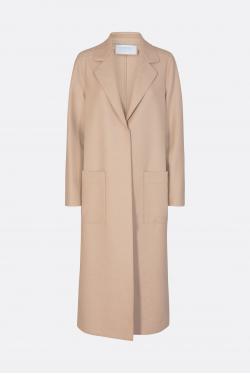 Harris Wharf London Long Boxy Coat