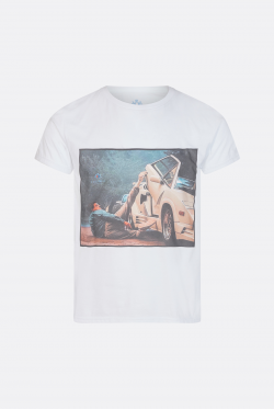 L'elite 55 105 Consequence T-shirt