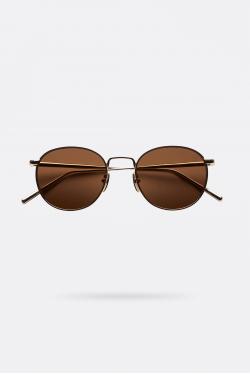 Chimi Steel Round Sunglasses