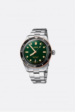 Oris Divers Herritage 65 Bronze Watch