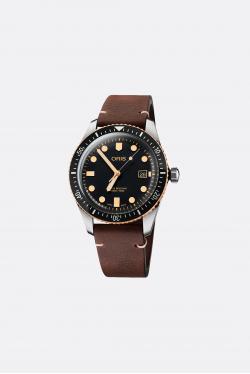 Oris Divers 65 Bronze Watch