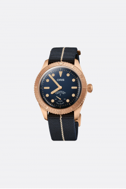 Oris Diver Carl Brashear Cal. 401 Limited Edition Watch