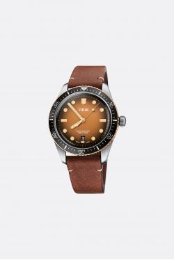 Oris Divers Herritage 65 Bicolor Watch