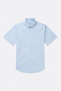 An Ivy Thin Striped Oxford Shirt