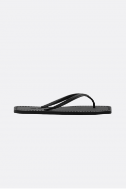 Carlotha Ray Natural Rubber Flip Flops