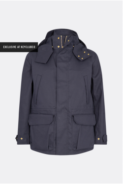 The Workers Club Bonded Cotton Shell Jacket