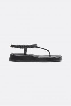 Gia/RHW Rosie 3 Flat Thong Sandaler
