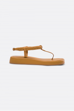 Gia/RHW Rosie 3 Flat Thong Sandals