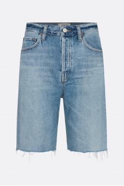 Agolde 90's Pinch Waist Denim Shorts