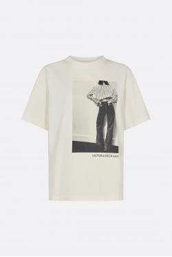 Victoria Beckham Polaroid T-shirt