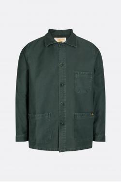Le Mont Saint Michel Men's Genuine Work Jacket