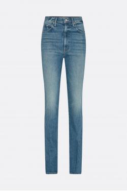 Mother Denim HW Smokin' Double Heel Jeans