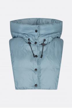 Yves Salomon Army Technical Fabric Hood