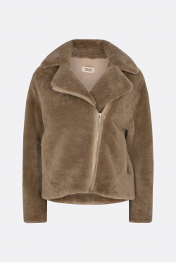 Yves Salomon Meteo Lamb Jacket