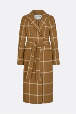 Rodebjer Dalia Check Coat