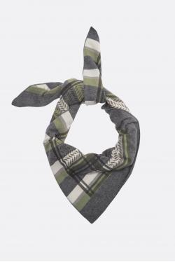 Lala Berlin Triangle Trinity Stripes M Tørklæde
