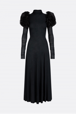 Philosophy di Lorenzo Serafini Puffy Sleeve Dress