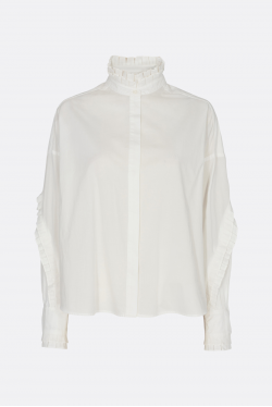 The Garment Boston Pleat Skjorte