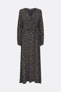Notes du Nord Alicia Lemon Dress