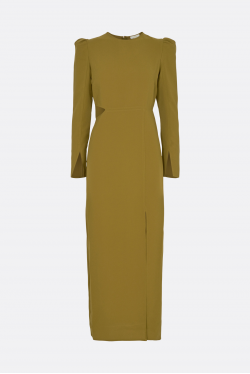Notes du Nord Oliana Cut Out Dress