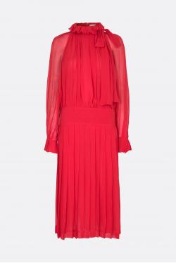Victoria Beckham Draped Gathered Dress