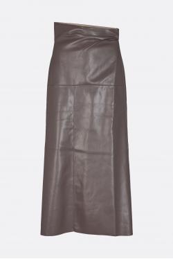 Nanushka Melody Vegan Leather Skirt